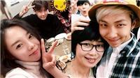 Tan chảy với 5 khoảnh khắc tỉnh cảm giữa BTS và gia đình