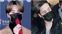 ARMY quay cuồng bởi nhan sắc '2 mặt' của Jimin BTS tại Gayo Daechukje