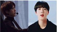 Choáng với nhan sắc chất lượng cao của Jin BTS khi ở trong bóng tối
