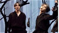 Choáng ngợp với những chi tiết tuyệt vời trên sân khấu 'Black Swan' của Jimin BTS
