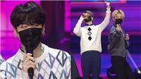 Suga BTS trở lại sân khấu sớm vì 'không muốn bị lãng quên'
