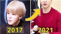 ARMY choáng với gương mặt 'hack tuổi' của Jimin BTS