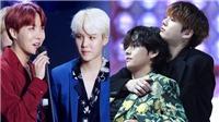 BTS và 5 khoảnh khắc hóa 'hiệp sĩ' giải cứu của nhau