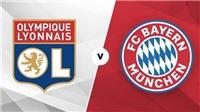 Kết quả bóng đá bán kết cúp C1: Bayern Munich 3-0 Lyon