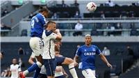 Kết quả bóng đá Tottenham 0-1 Everton: Mourinho thất bại vì hàng thủ
