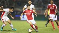TPHCM 0-1 Viettel: Thắng kịch tính, Viettel dẫn đầu bảng xếp hạng V-League