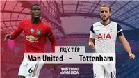 Kết quả bóng đá MU 1-6 Tottenham: Mourinho 'chơi tennis' tại Old Trafford