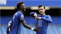 Kết quả bóng đá Chelsea 4-0 Crystal Palace: Chilwell bùng nổ. Jorginho lập cú đúp