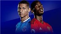 Cập nhật trực tiếp bóng đá Anh: Everton vs MU. Chelsea vs Sheffield
