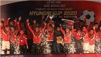Bế mạc HPL-S8: Du Lịch đăng quang ngôi vô địch