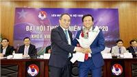 Tân Phó Chủ tịch tài chính VFF Lê Văn Thành: 'Ưu tiên khai thác bản quyền truyền hình và bán vé bóng đá'