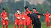 HLV Park Hang Seo vất vả với bài toán công 'cùn' của U22 Việt Nam