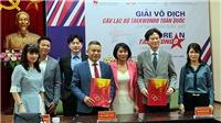 Taekwondo Việt Nam được Hàn Quốc hỗ trợ toàn diện