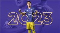 Văn Kiên gia hạn hợp đồng với CLB Hà Nội
