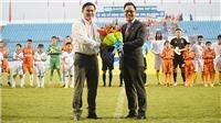 Bamboo Airways chính thức tài trợ Giải bóng đá Cúp QG 2019