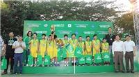 Tiểu học Ba Đình vô địch giải bóng rổ học sinh Tiểu học Hà Nội 2019