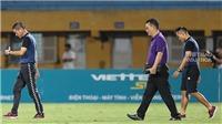 HLV Chu Đình Nghiêm 'kiêng khem phong thủy' vẫn không giúp được Hà Nội FC