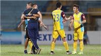 Hà Nội FC bị phạt, HLV vắng mặt trận gặp HAGL vì bị treo quyền chỉ đạo