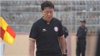 HLV Chung Hae Seong: 'Tôi không hiểu vì sao lại có chuyện 5 đánh 1'