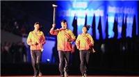 Đại hội thể thao toàn quốc lần thứ VIII năm 2018: Lễ khai mạc diễn ra long trọng và ấn tượng