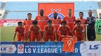 Tất cả cầu thủ đội 1 CLB Đà Nẵng đều âm tính với SARS-CoV-2