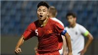 U21 Việt Nam tuyển chọn gửi gắm hy vọng cho thầy Park
