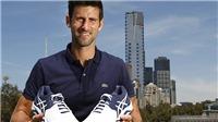 ASICS Gel-Resolution Novak – Siêu phẩm giày tennis dành riêng cho siêu sao Novak Djokovic