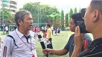 Chuyên gia bóng đá Đoàn Minh Xương: 'Một bộ phận cầu thủ vô ý thức với nghề nghiệp'