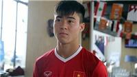 Duy Mạnh: 'Hàng thủ U23 Việt Nam chơi tốt vì liên tục giao tiếp với nhau'