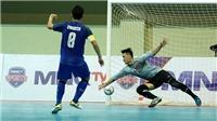 Thua Thái Lan, tuyển futsal Việt Nam gặp Malaysia tại bán kết