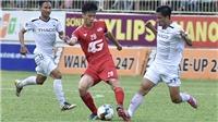 HAGL 2-3 Viettel: HLV Lee Tae Hoon than vãn về lịch thi đấu