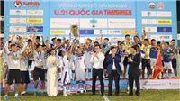 U21 Hà Nội vô địch giải bóng đá U21 QG 2019