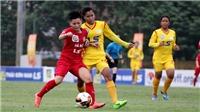 Giải nữ Cúp QG - Cúp LS 2019: Hà Nội vào chung kết với Hà Nam