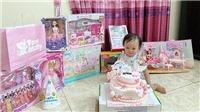 Quế Ngọc Hải 'chơi ác' với con gái rượu trong ngày sinh nhật