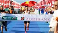 Hoàng Nguyên Thanh vô địch cự ly 42km tại Tiền Phong marathon 2020