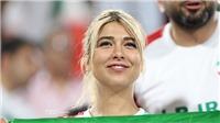 Choáng ngợp với vẻ đẹp của nữ CĐV Iran