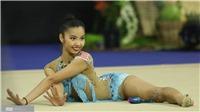 Mỹ nữ thể dục nghệ thuật Malaysia làm ngất ngây CĐV chủ nhà