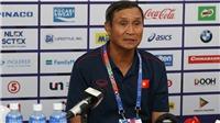 Thắng 6-0, HLV Mai Đức Chung chưa hài lòng về tỷ số