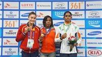 Điền kinh Việt Nam có thêm HCV Asian Games 2018 vì đối thủ dùng doping