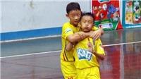 Giải BĐ Nhi đồng 2019: SLNA, Quảng Ngãi, PVF, TP HCM vào tứ kết