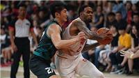 ABL 2020: Saigon Heat 68-80 Kuala Lumpur Dragons: Chủ nhà thua vì thể lực