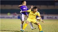 SLNA 1-2 Hà Nội: HLV Đức Thắng nấc nghẹn vì SLNA thua trận