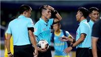 Trọng tài đang chịu kỷ luật ở V League lại bị tố ở giải U13 QG