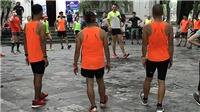 Huấn luyện chuyên nghiệp cho VĐV marathon dự VHM 2019