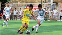 Giải BĐ thiếu niên toàn quốc 2019: Hà Nội sạch quân, 2 đội xứ Nghệ vào bán kết