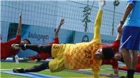 Bàn thua khó tin có thể khiến U22 Việt Nam giật mình ở SEA Games 2019