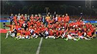 Vingroup tặng gần 8 tỷ đồng cho đoàn thể thao Việt Nam