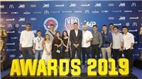 Trao giải danh hiệu cá nhân xuất sắc tại VBA Awards 2019