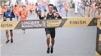 Gần 6.000 VĐV tham dự Longbien Marathon 2019