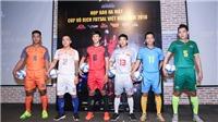 Ra mắt Cúp vô địch futsal Việt Nam 2018